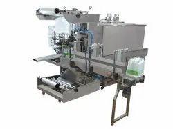 Automatic Water Bottle Shrink Packing Machine ( Web Sealer)