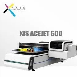 UV EPSONXP600(2Head) Metal Printing Machine, Model Type: Acejet 600