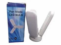 Cool White Fan Blade LED Bulb, 5W