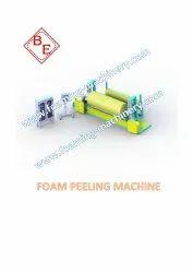 Pu Foam Peeling Machine