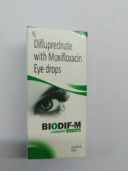 Difluprednate & Moxifloxacin Eye Drops