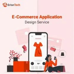 E Commerce Design Services, With 24*7 Support