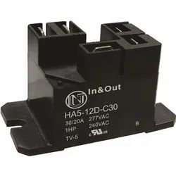 HA5 High Current Power Relay