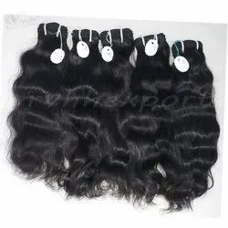 Remy Single Drawn Indian Human Hair Extension