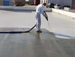 Polyurea Waterproofing Spray Coating Services