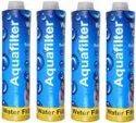 Threaded White Aquafilter RO Filter Cartridges, Spun and Wound, 5 Micron