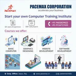 Online Start Your Own Computer Training Institute, in Jaipur
