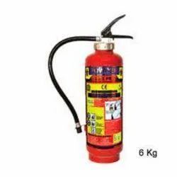 Safepro ABC Cartridge Type Fire Extinguisher 4 Kg