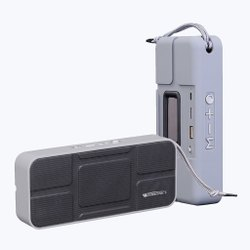 Zebronics Portable Bluetooth Speaker - Brew