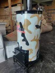 MS Biomass Fuel Boiler