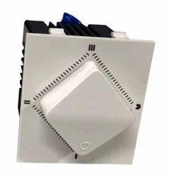 Trunisa Plastic White Fan Regulator, 120 W