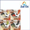 9 In 1 Multifunction Vegetable Cutter With Drain Basket Magic Rotate Vegetable