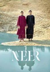 Neer By Kimora Heer 93 Cotton Silk Exclusive Fancy Salwar Kameez