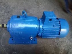 STE Three Phase Gear Motor With Brake, For Industrial
