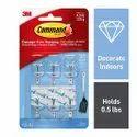 Command Small Utensil Hooks White 3pk - 17067