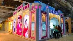 20mm PVC Creative Exhibition Stall, For Exhibation