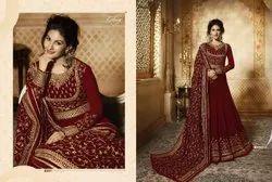 Buy Glossy Simar 9083 Series Georgette Designer Suits Wholesale Online