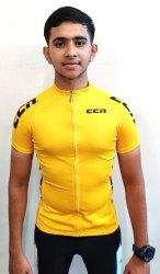 CCN Half Sleeves Cycling Jersey
