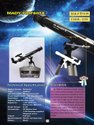 Dr. Mady 60AZ Refractor Telescope with Hard Case