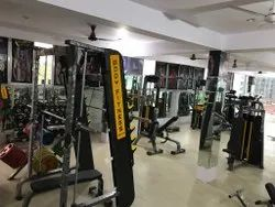 Fitness Complete Gym Setup, For Commercial