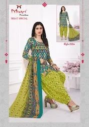 Mishri Patiyala Ikkat Special Vol 3, For Summer Wear, Size: Unstitched