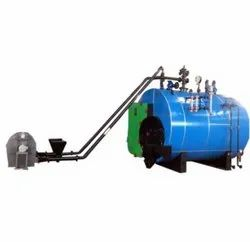 Coal Fired 500 Kgs/hr Auto Fuel Boiler IBR Approved