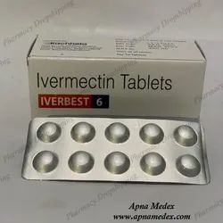 Iverbest 6 & 12mg Tablets