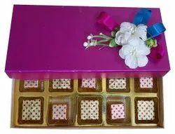 Square Butterscotch Chocolate Chunks