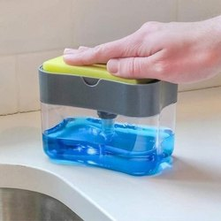 Soap Pump Dispenser With Liquid