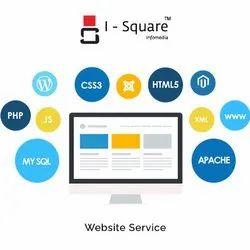 PHP Website Service