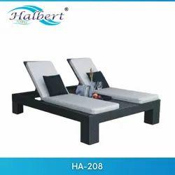 Halbert, Wooden Deck Chair