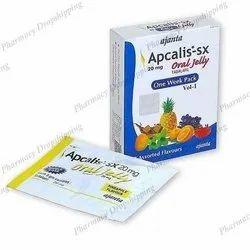 Apcalis Sx 20mg Oral Jelly