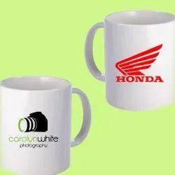 White Sublimation Coffee Mug