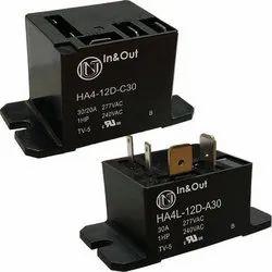 HA4 / HA4L High Current Power Relay