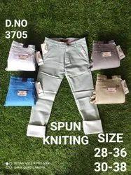 Casual Cotton Pants Mens