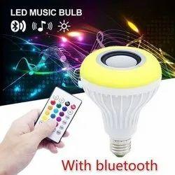Led Bluetooth Musical Bulb