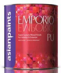 Woodtech Emporio Pu Clear Gloss, 1 ltr
