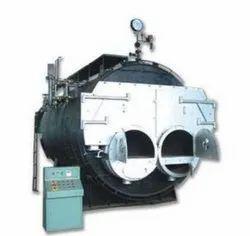 Solid Fuel Fired 1500 Kg/hr Steam Boiler IBR Approved