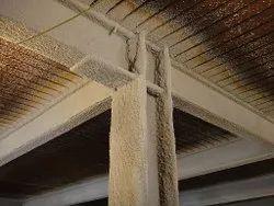 Fire Proofing Of Structural Steel Work Gunite
