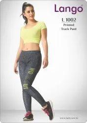 Women Track Pant, Model Name/Number: L1002