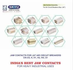 Fixed Contact Jaw Contact Assembly