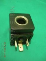 Shrader G-50 coil