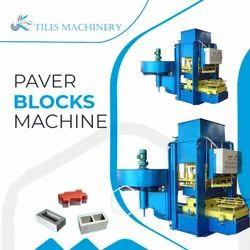 Concrete Pever Blocks Making Machine