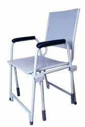 Paint Coated Mild Steel Folding Chair, For Hospital