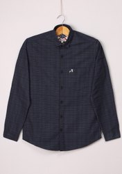 Casual Wear Check Stylish Cotton Shirt
