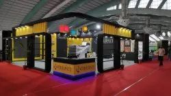 Garments Exhibition Stall Designing Service, Pan India