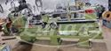 10 Feet Heavy Duty Lathe Machine