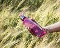Plastic Fridge Bottle Set (3 Pieces, 1L