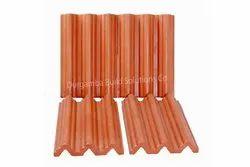Bamboo clay tile