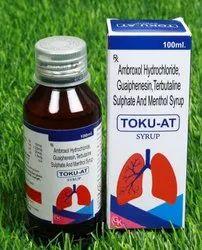 Toku-AT Cough Syrup, 100 ml